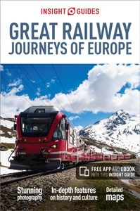 Insight Guides Great Railway Journeys of