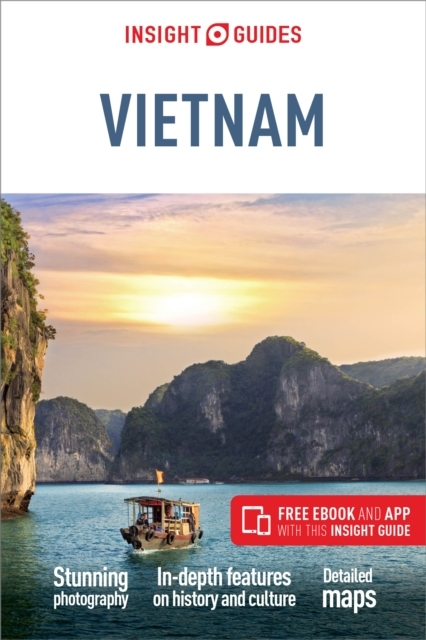 Insight Guides Vietnam (Travel Guide wit