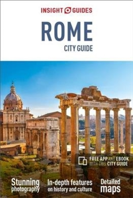 Insight Guides City Guide Rome (Travel G