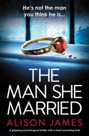 Bilde av The Man She Married: A Gripping Psychological Thriller With A