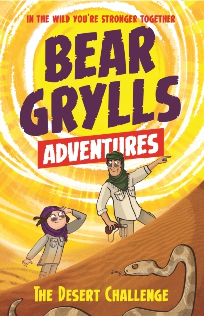 A Bear Grylls Adventure 2: The Desert Ch