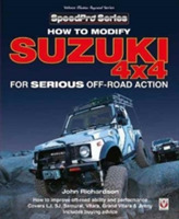 Modifying Suzuki 4x4 for Serious Offroad