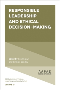 Responsible Leadership and Ethical Decis