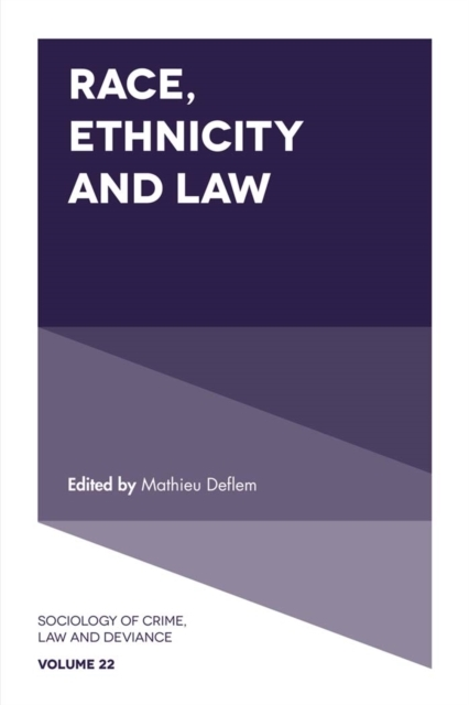 Race, Ethnicity and Law