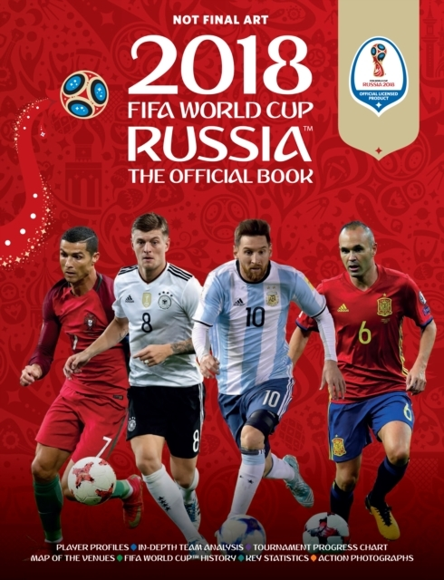 2018 FIFA World Cup Russia (TM) The Offi