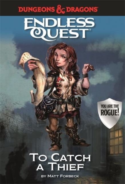 Dungeons & Dragons Endless Quest: To Cat