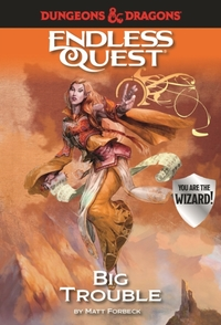 Dungeons & Dragons Endless Quest: Big Tr