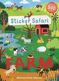 Sticker Safari: Farm