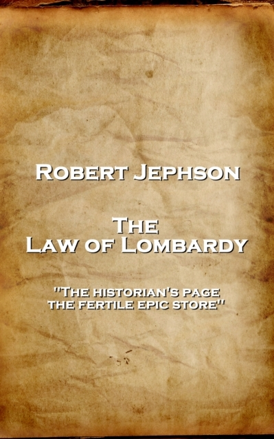 Law of Lombardy