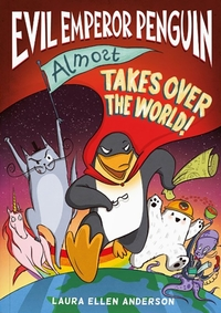 Evil Emperor Penguin (Almost) Takes Over