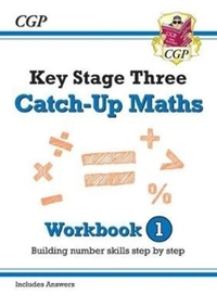 New KS3 Maths Catch-Up Workbook 1 (with