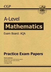 New A-Level Maths AQA Practice Papers (f