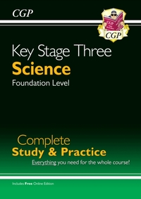 New KS3 Science Complete Study & Practic