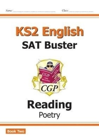New KS2 English Reading SAT Buster: Poet