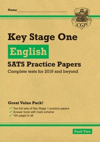 New KS1 English SATS Practice Papers: Pa