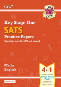 New KS1 Maths and English SATS Practice