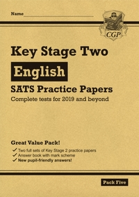 New KS2 English SATS Practice Papers: Pa