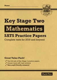 New KS2 Maths SATS Practice Papers: Pack