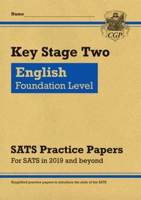 New KS2 English Targeted SATS Practice P
