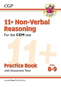 New 11+ CEM Non-Verbal Reasoning Practic