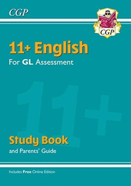 New 11+ GL English Study Book (with Pare
