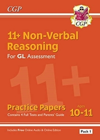 New 11+ GL Non-Verbal Reasoning Practice