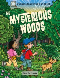 Puzzle Adventure Stories: The Mysterious