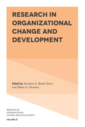 Research in Organizational Change and De