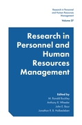 Research in Personnel and Human Resource