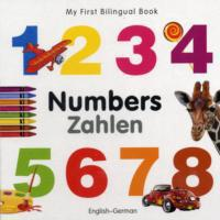 My First Bilingual Book - Numbers - Engl
