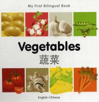 My First Bilingual Book - Vegetables - E