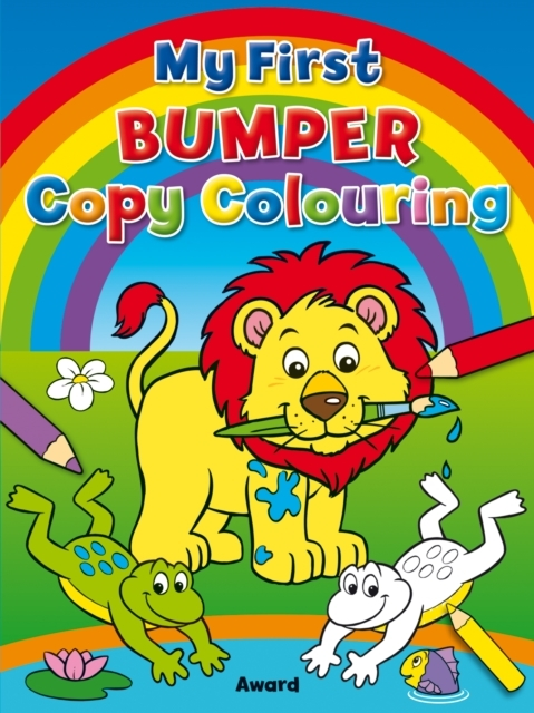 My First Bumper Copy Colouring