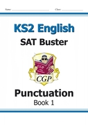 New KS2 English SAT Buster: Punctuation