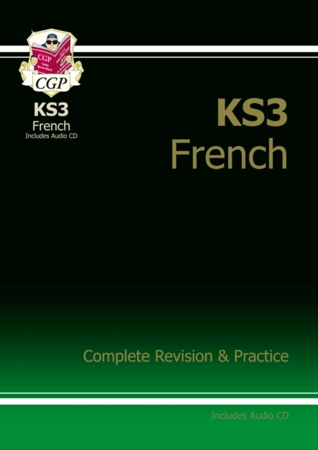 KS3 French Complete Revision and Practic