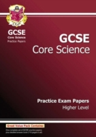 GCSE Core Science Practice Papers - High