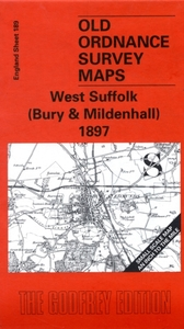 West Suffolk (Bury and Mildenhall) 1897