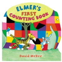 Elmer's  First Counting Book
