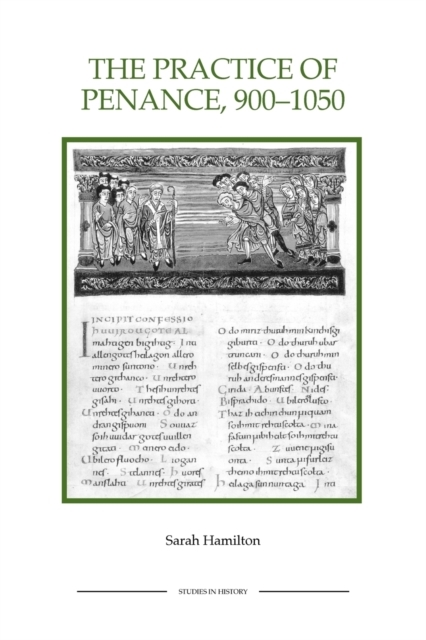 The Practice of Penance, 900-1050