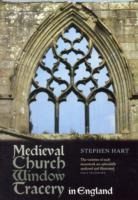 Medieval Church Window Tracery in Englan