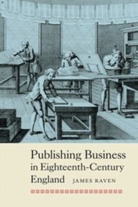 Publishing Business in Eighteenth-Centur