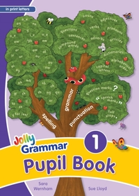 Grammar 1 Pupil Book (in print letters)
