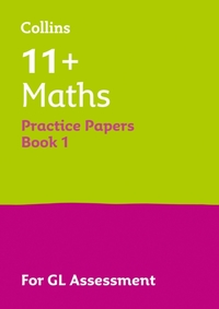 11+ Maths Practice Test Papers - Multipl