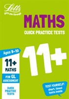 11+ Maths Quick Practice Tests Age 9-10
