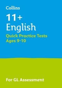 11+ English Quick Practice Tests Age 9-1