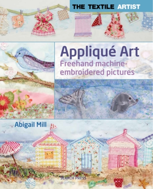 The Textile Artist: Applique Art