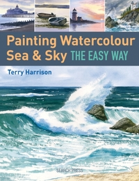 Painting Watercolour Sea & Sky the Easy