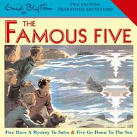 Five Have a Mystery to Solve & Five Go D