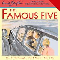 Five Go To Smugglers Top & Five Get Into