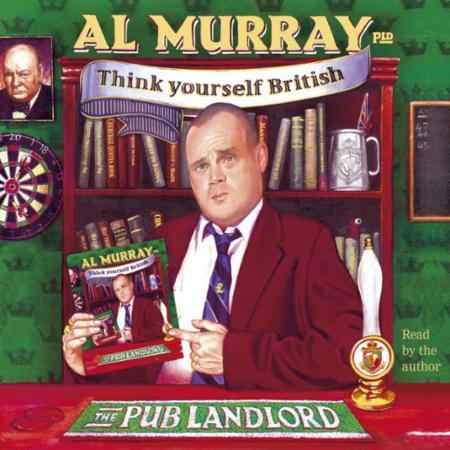 Bilde av Al Murray The Pub Landlord Says Think Yo