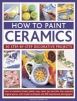 How to Paint Ceramics: 30 Step-by-Step D